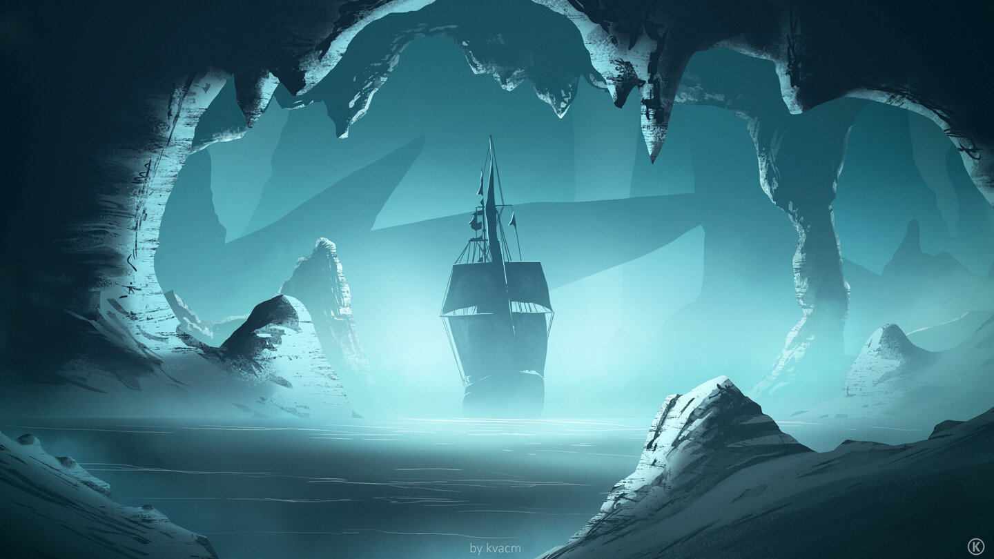 Commission Glacier Ship