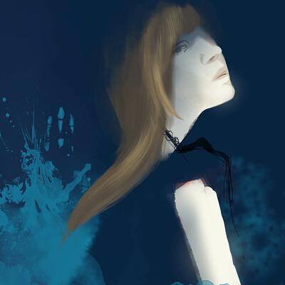 Bianca maria scrugli blue