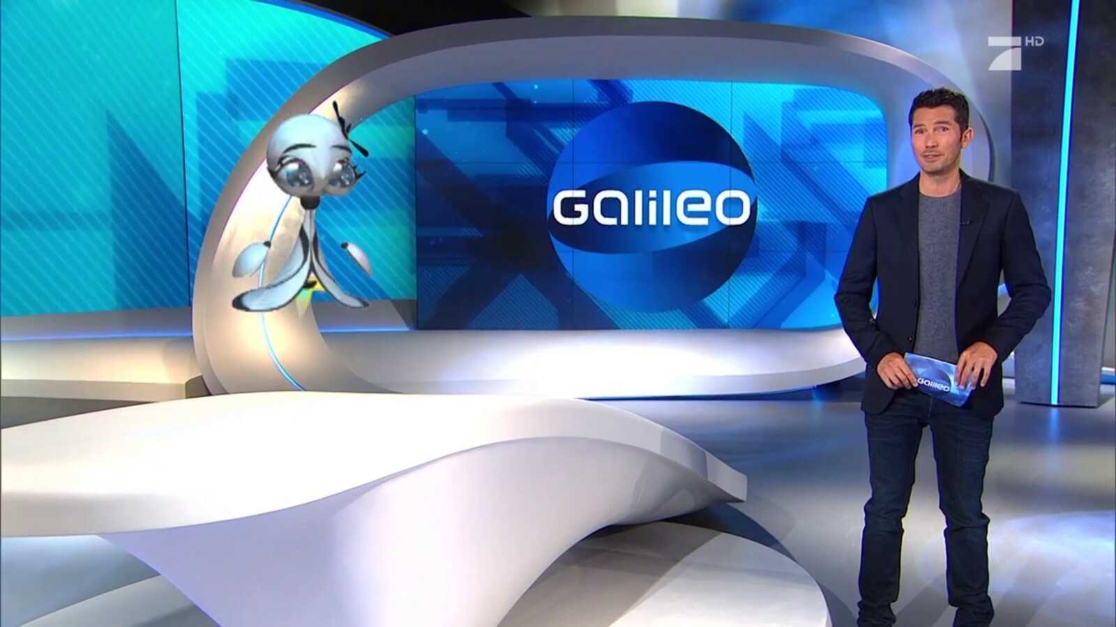Paula's appearance on German TV