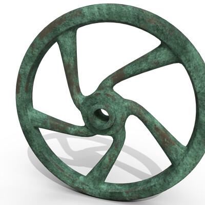Joseph moniz handwheel003f