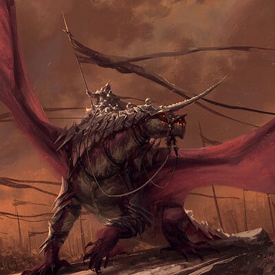 Andrew mar banner of ash