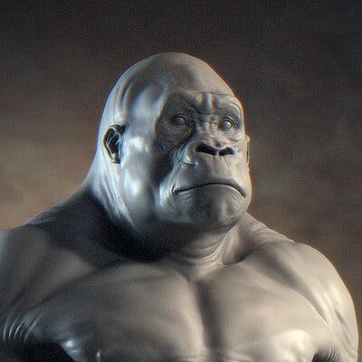 Gael kerchenbaum gorilla 001 grading