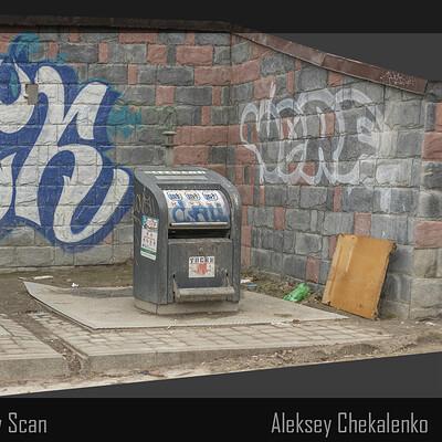 Aleksey chekalenko trash 01