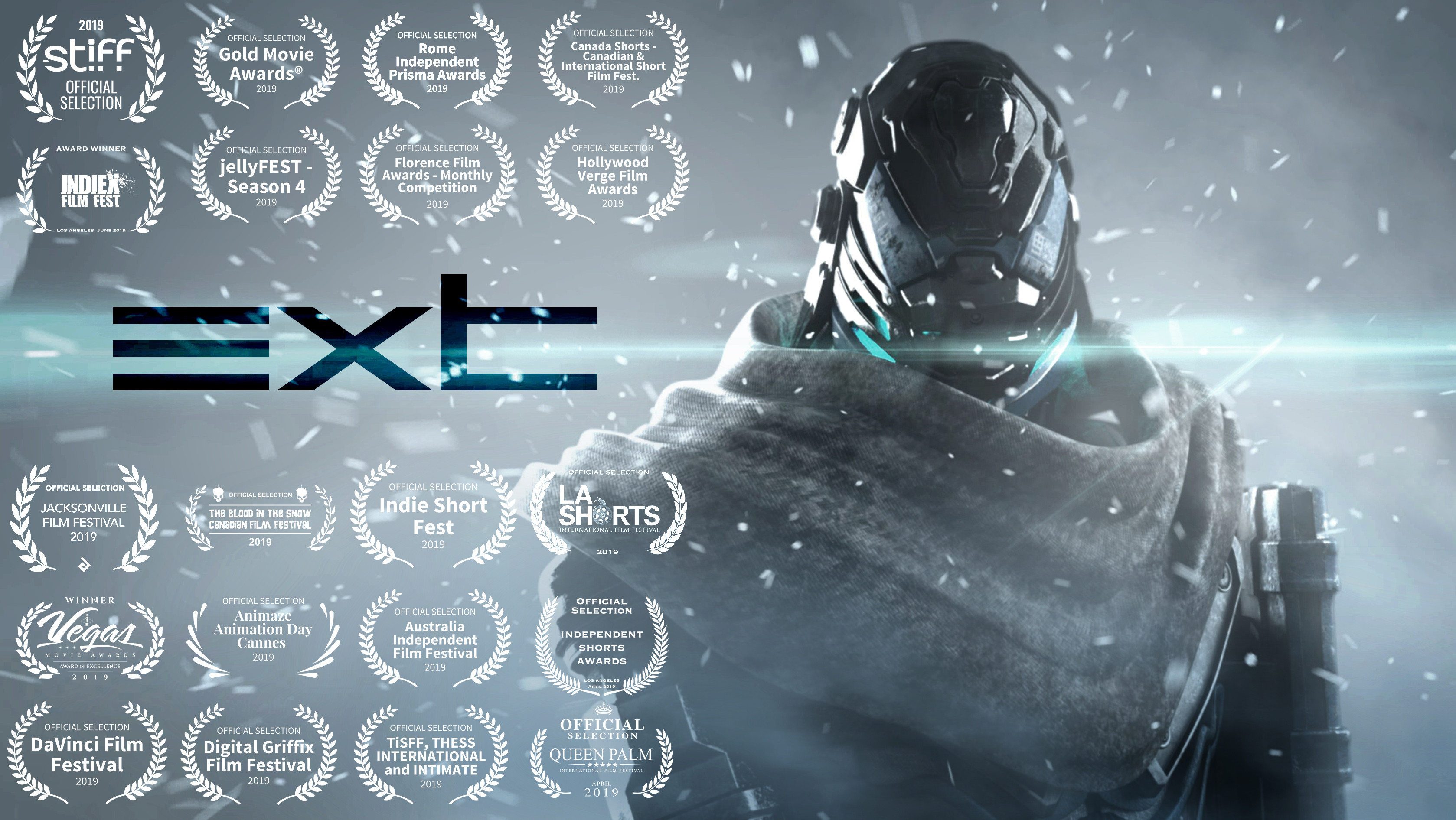 EXT-Laurel Poster