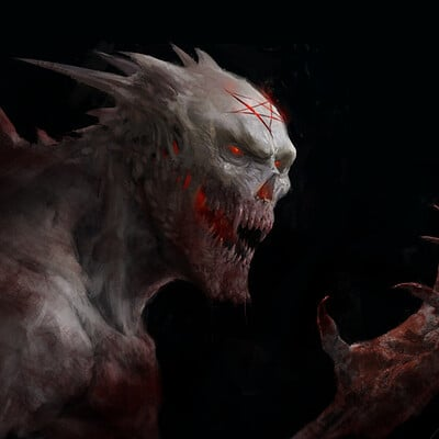 Antonio j manzanedo blood thirsty demon manzanedo 3