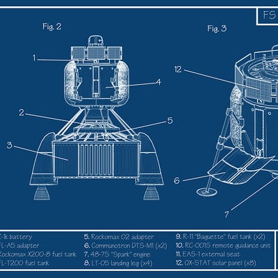 Fabian steven blueprint fs micro rescue lander eng