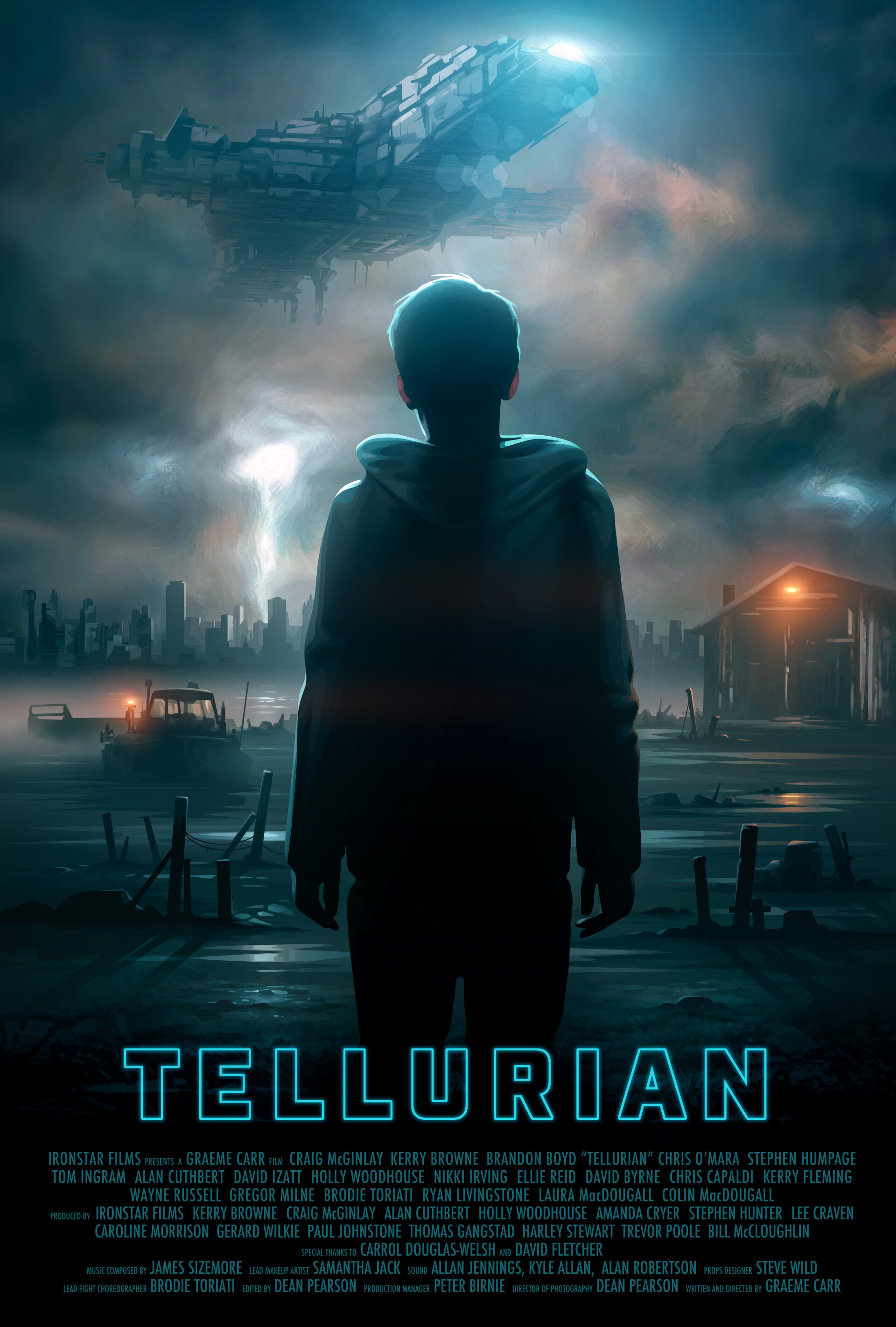 Tellurian Movie Poster