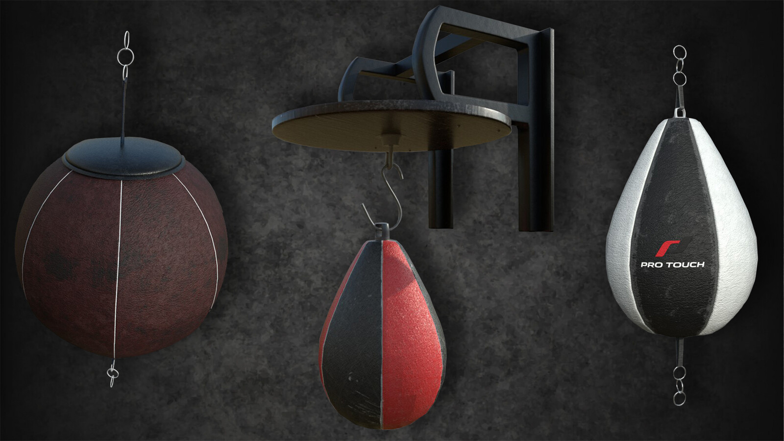 boxing assets