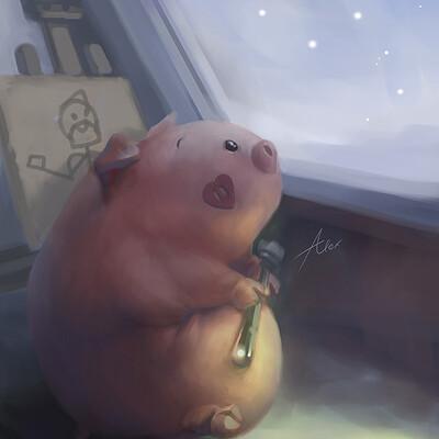 Aleksandra klepacka the pig3a smaller