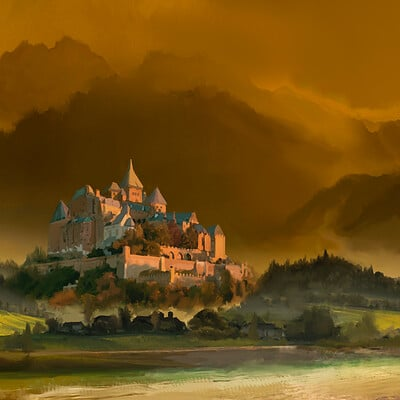 Sylvain romiguier castle 0 5x