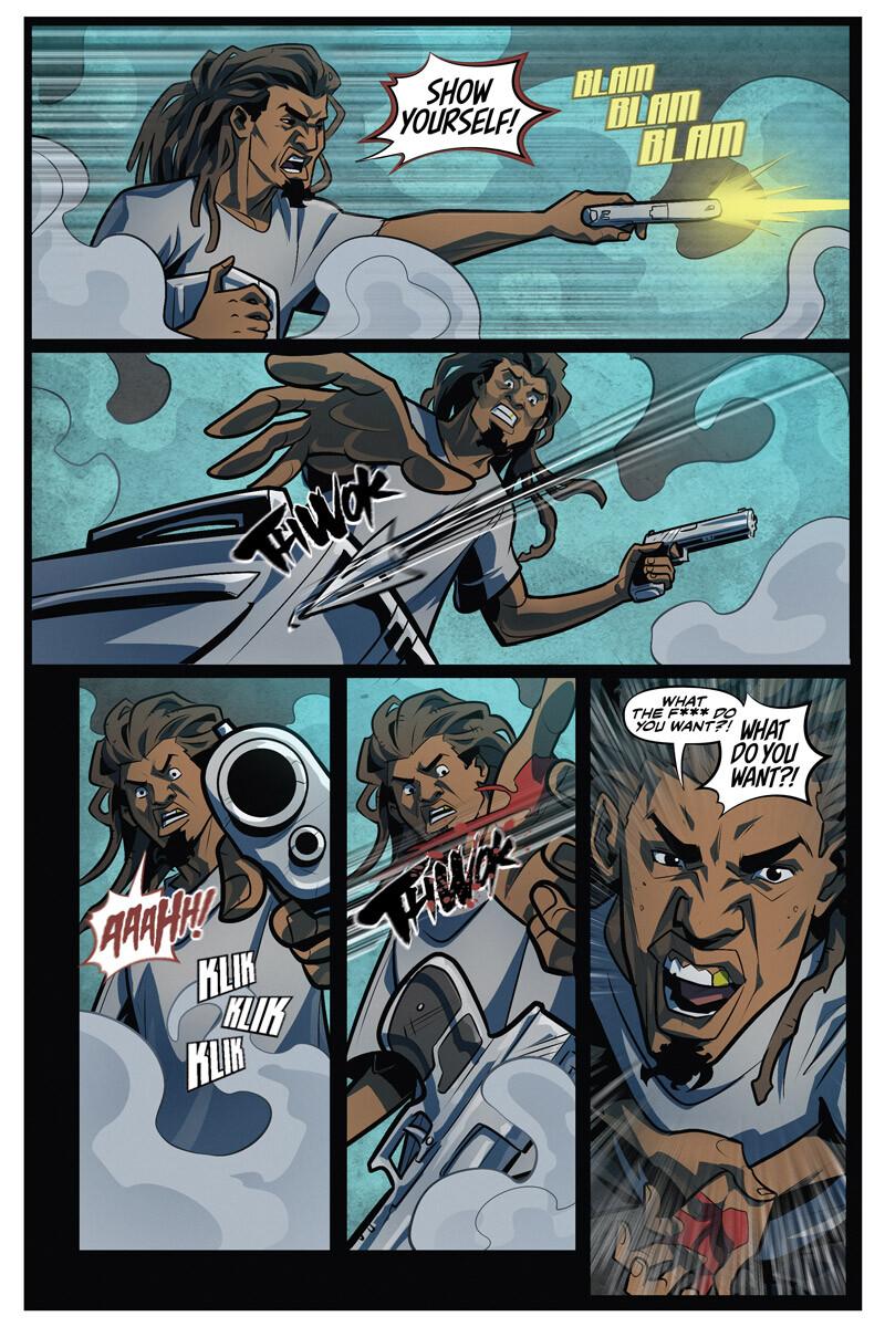 Sharpshooter #1