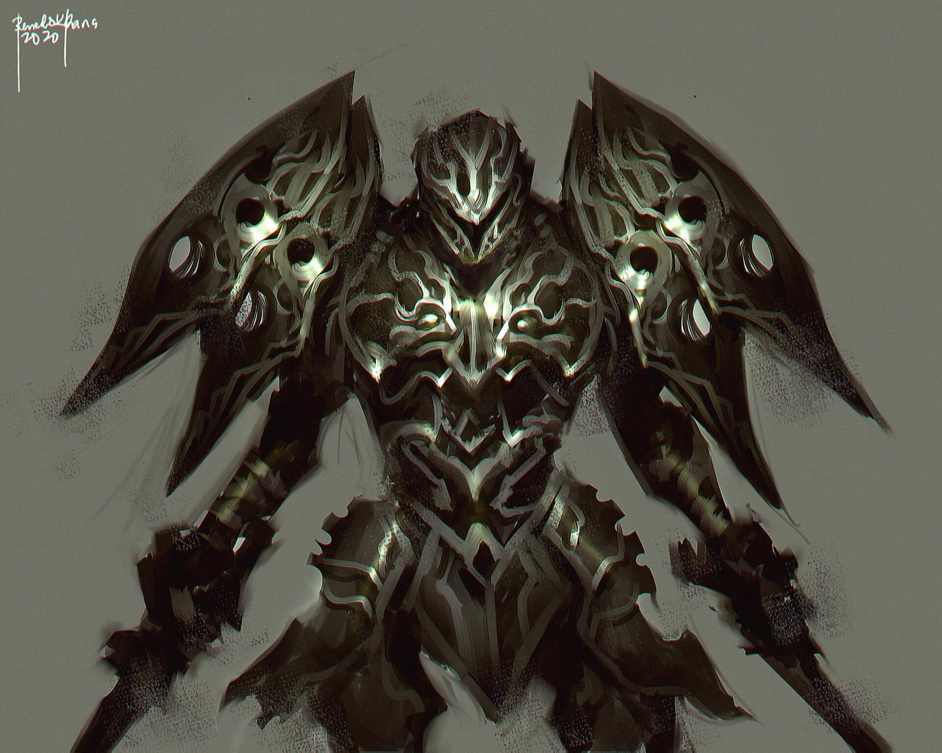 Ancient Ymir Knight
