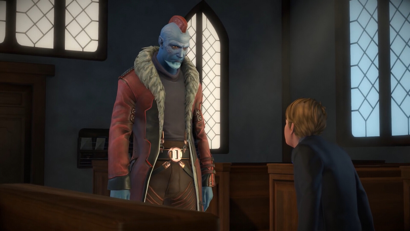 Yondu Udonta (Guardians of the Galaxy: The Telltale Series)