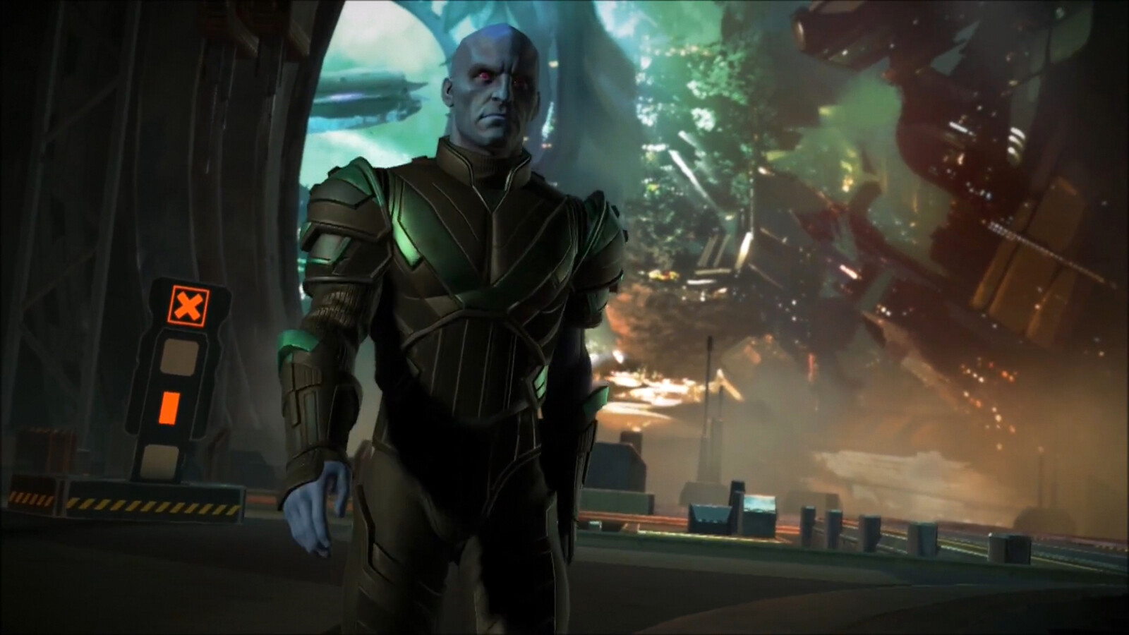 Kree armor (Guardians of the Galaxy: The Telltale Series)