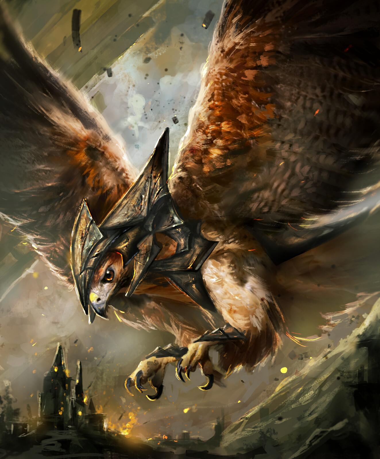 Armored Greathawk