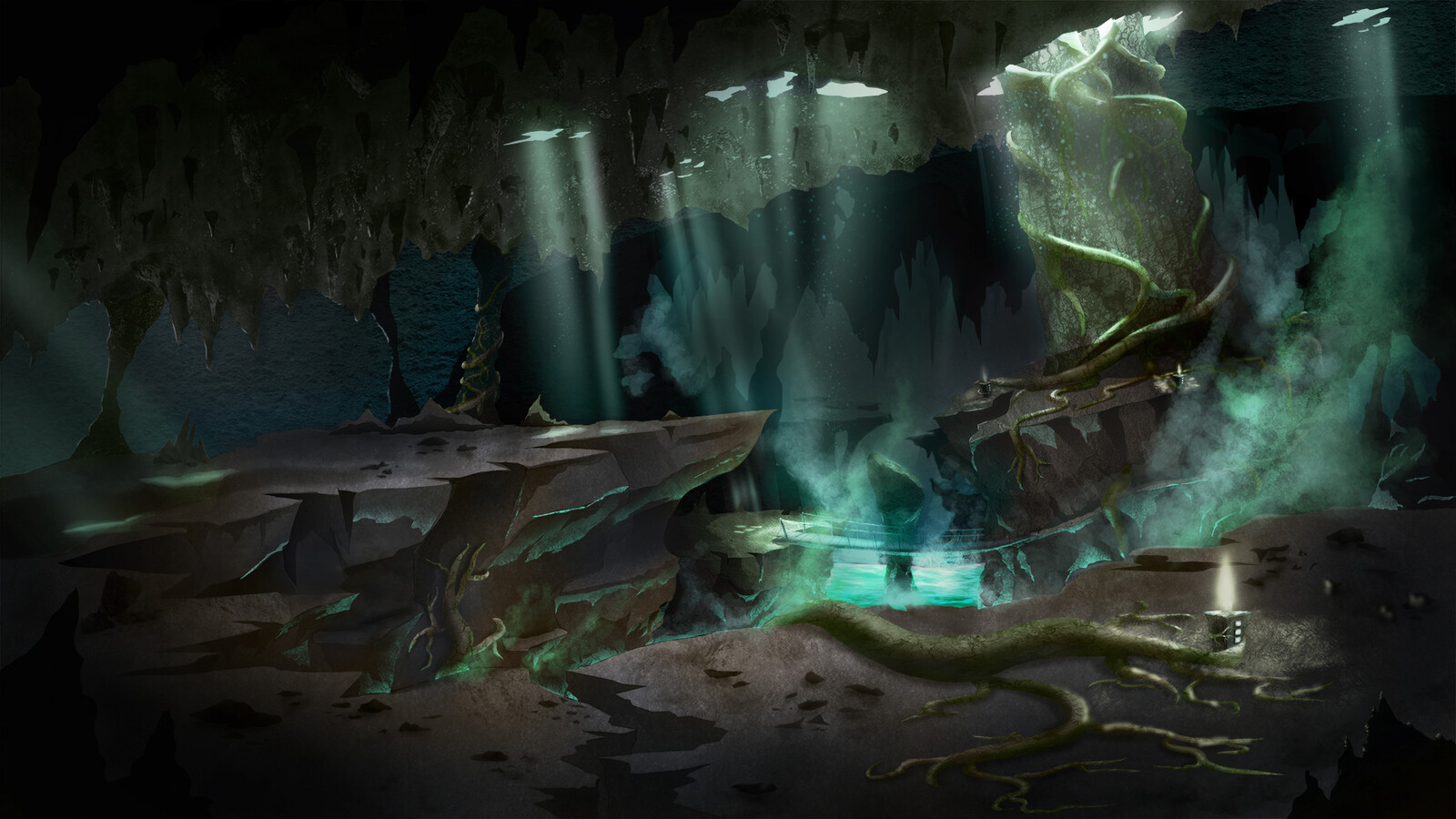 Cave of the Forsaken