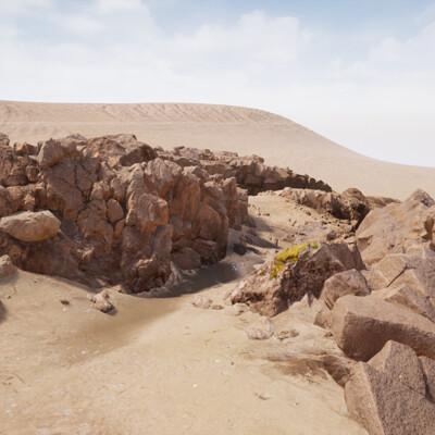 Ix 3d desert 01
