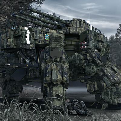 Robots v dinosaurs tank 2