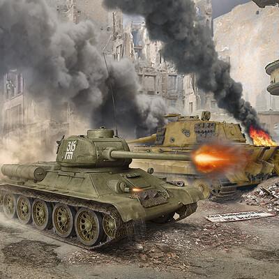 Valery petelin battle of berlin