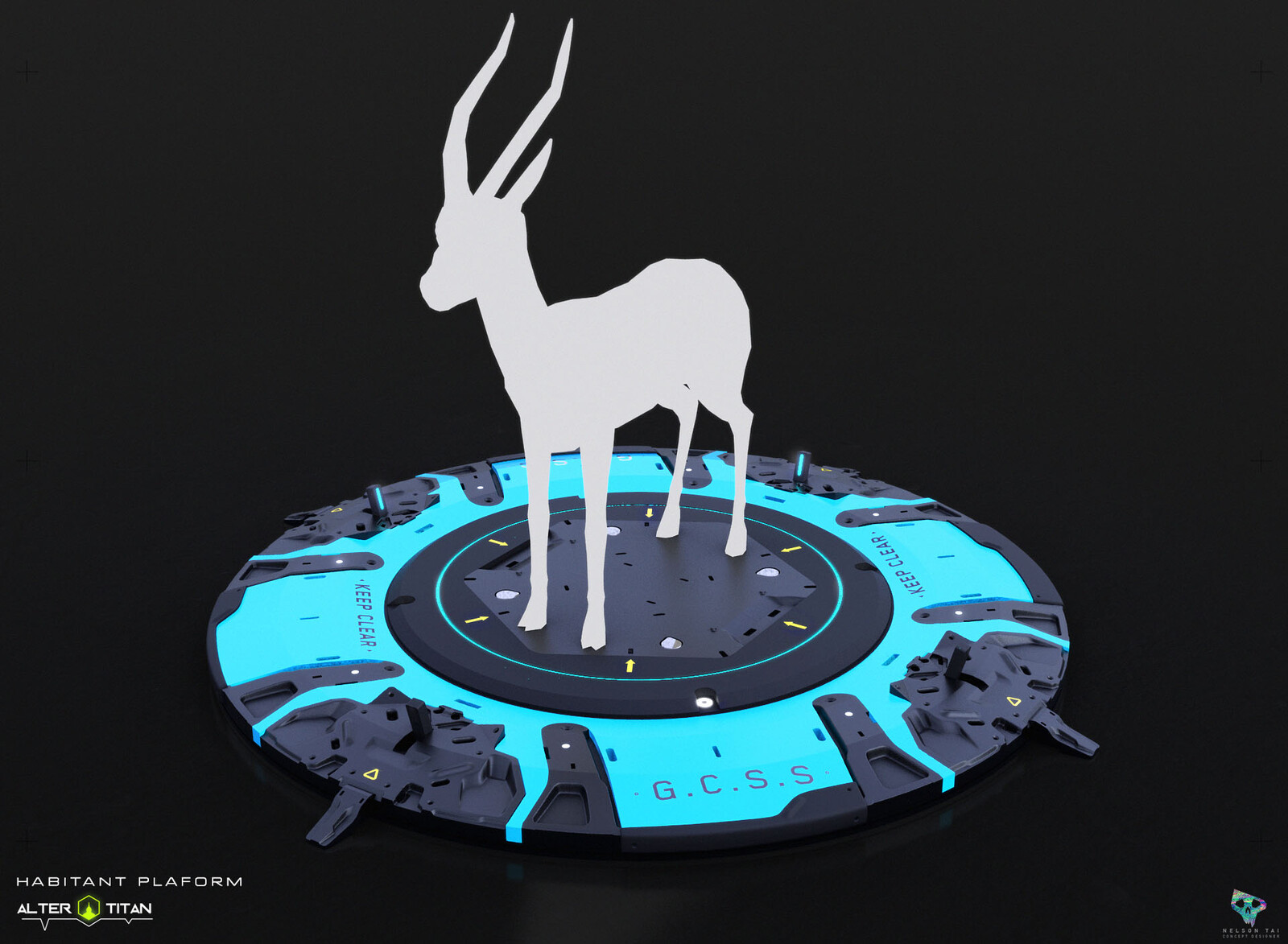 Platforms. Players can capture different species to train and develop.