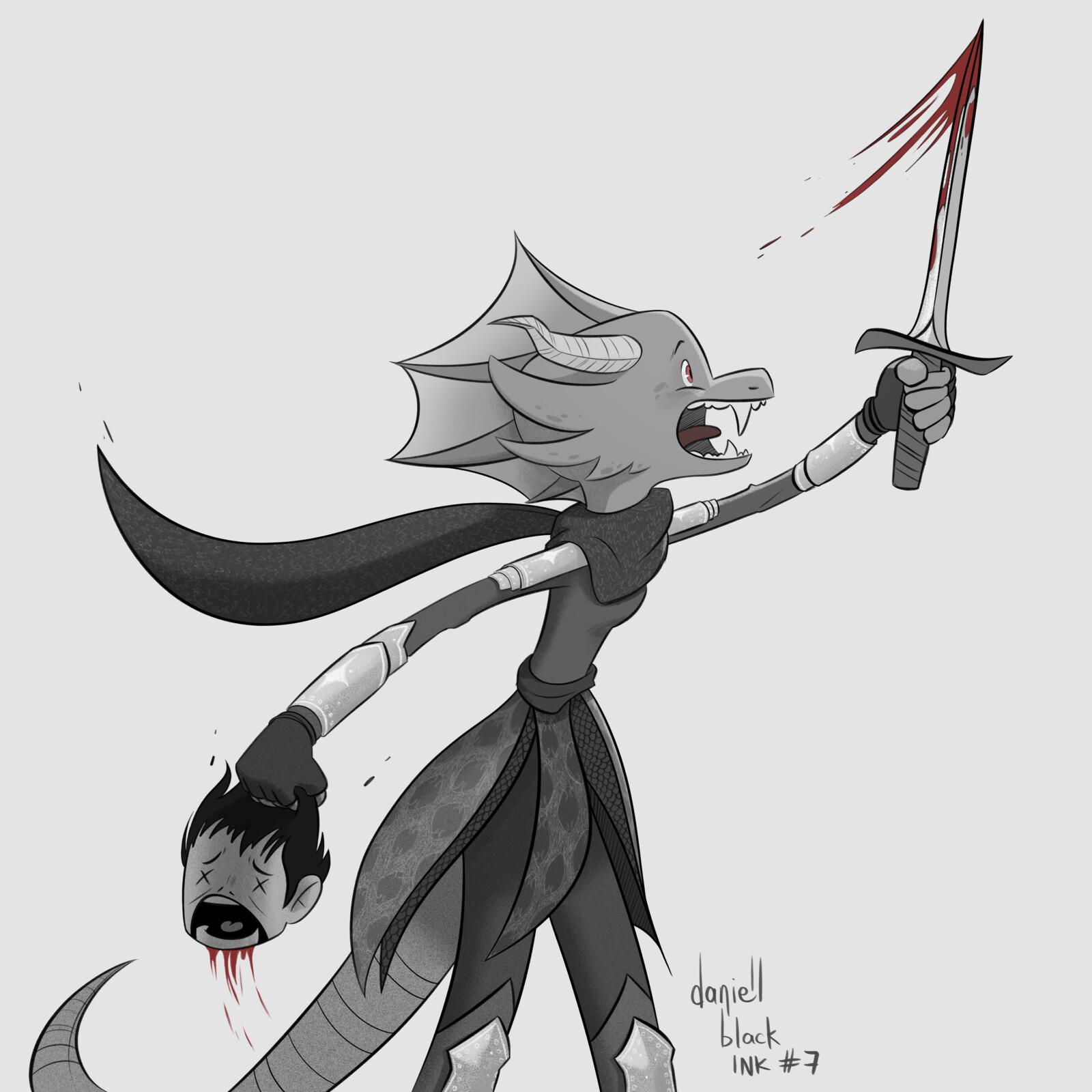 Dragonborn.