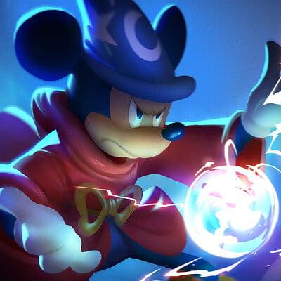 Kun vic magic mickey v002