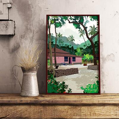 Rajesh r sawant mockup2 pink house
