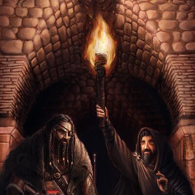 Luka trkanjec dungeon 5