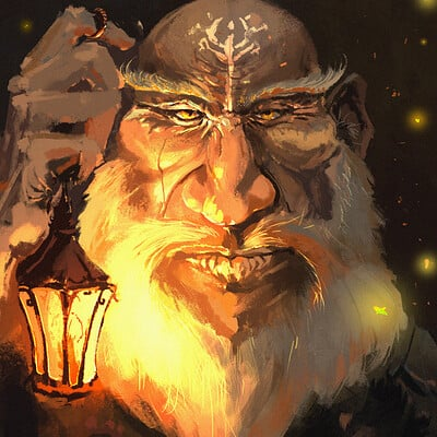 Aj ramos dwarven shaman 2