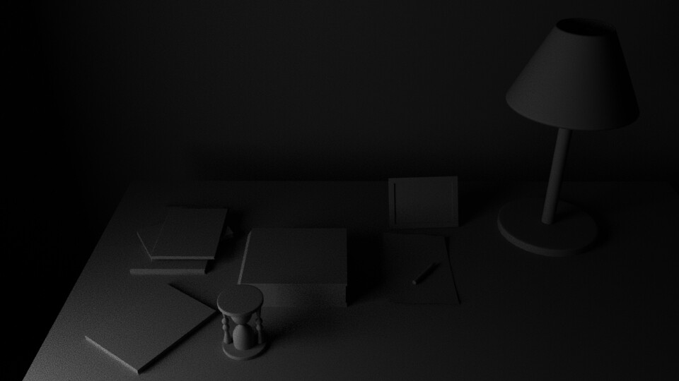 #3d model without Texturing