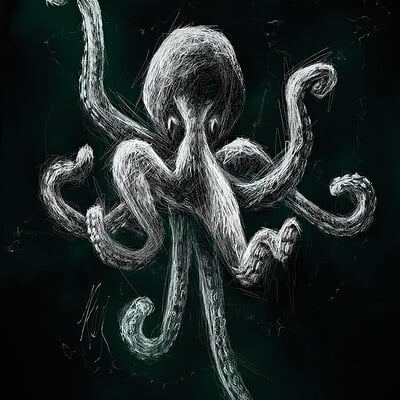 Roxane lapa octopus