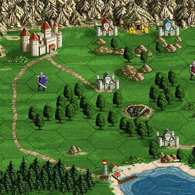 Erki schotter game map