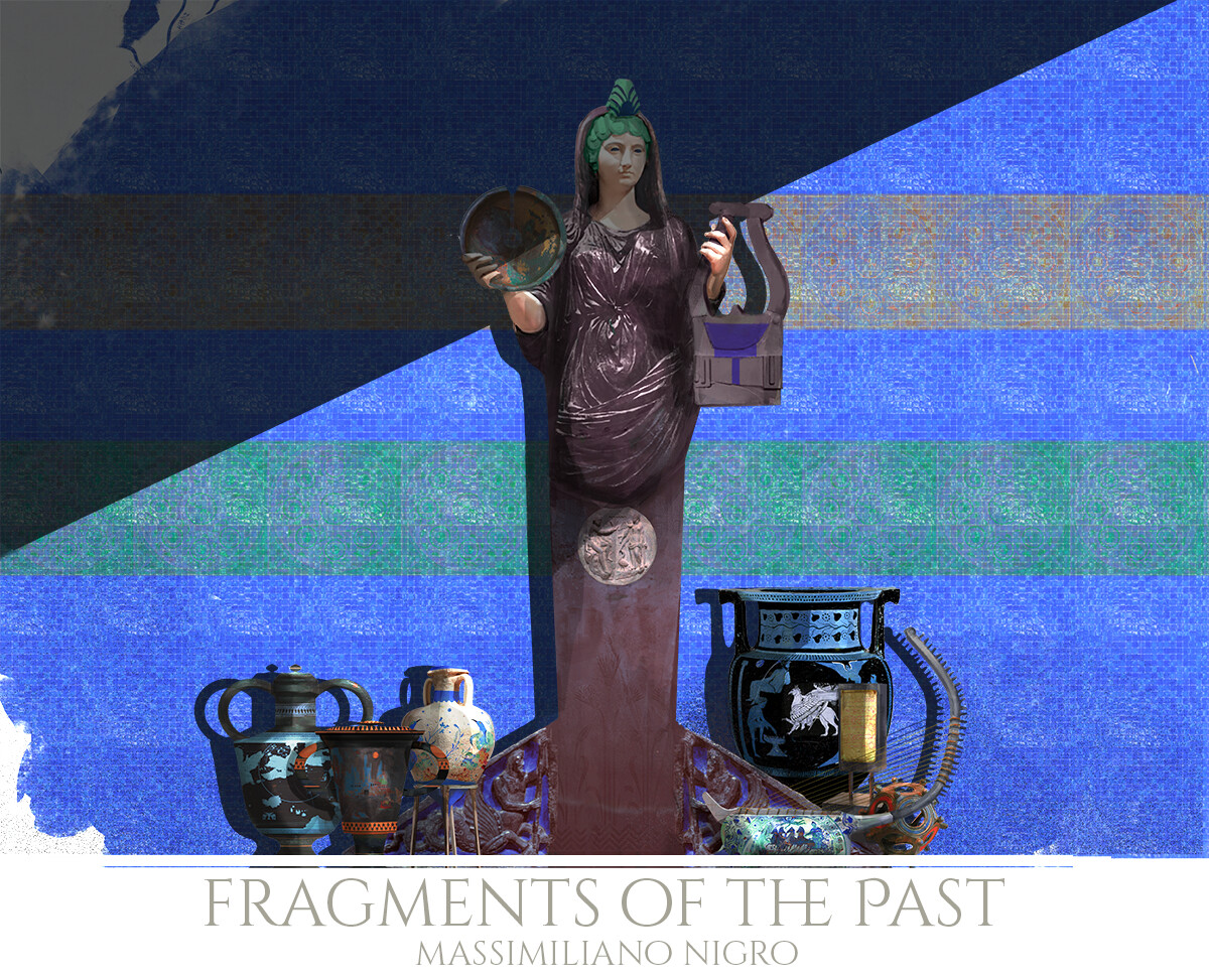 Fragments of the Past - Design Work 2