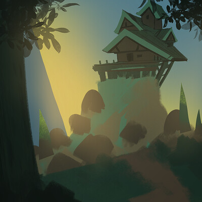 Taha yeasin day 168 forest home