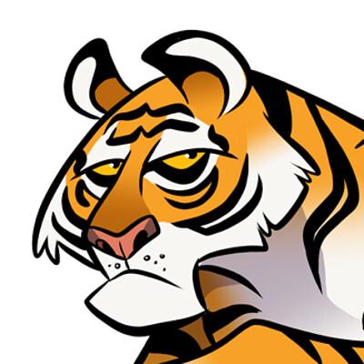 Steve rampton tiger