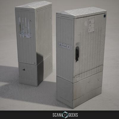 Scan geeks 020 electricalbox wide