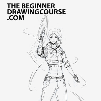 Beginner Drawing Course: Beyond the Basics Demos
