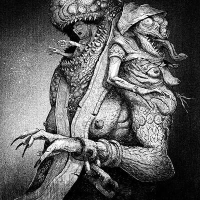 Ben winfield ben winfield lardcorp creature 1