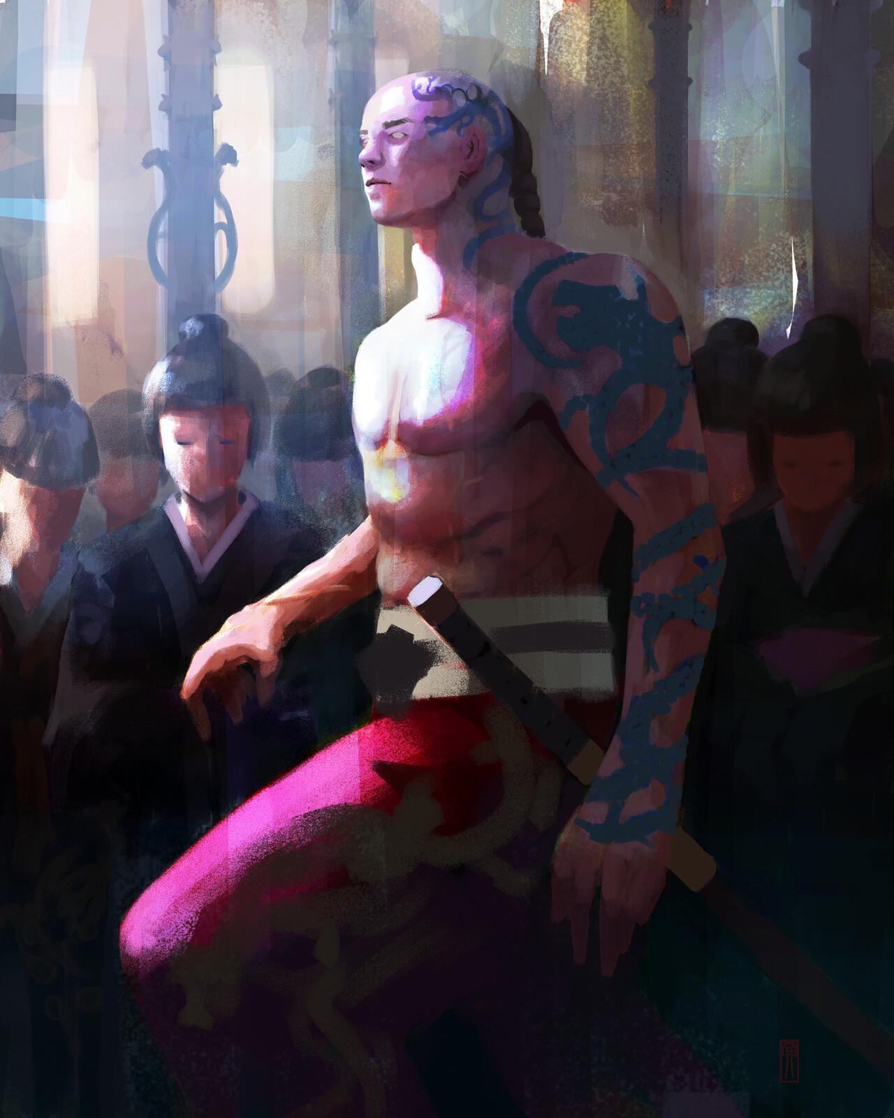 The Dragon Emperor