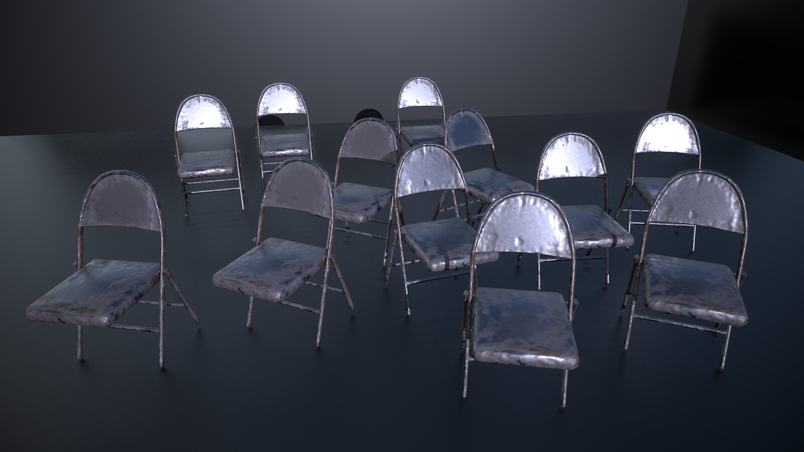 Chairs (don't really like how these turned out)