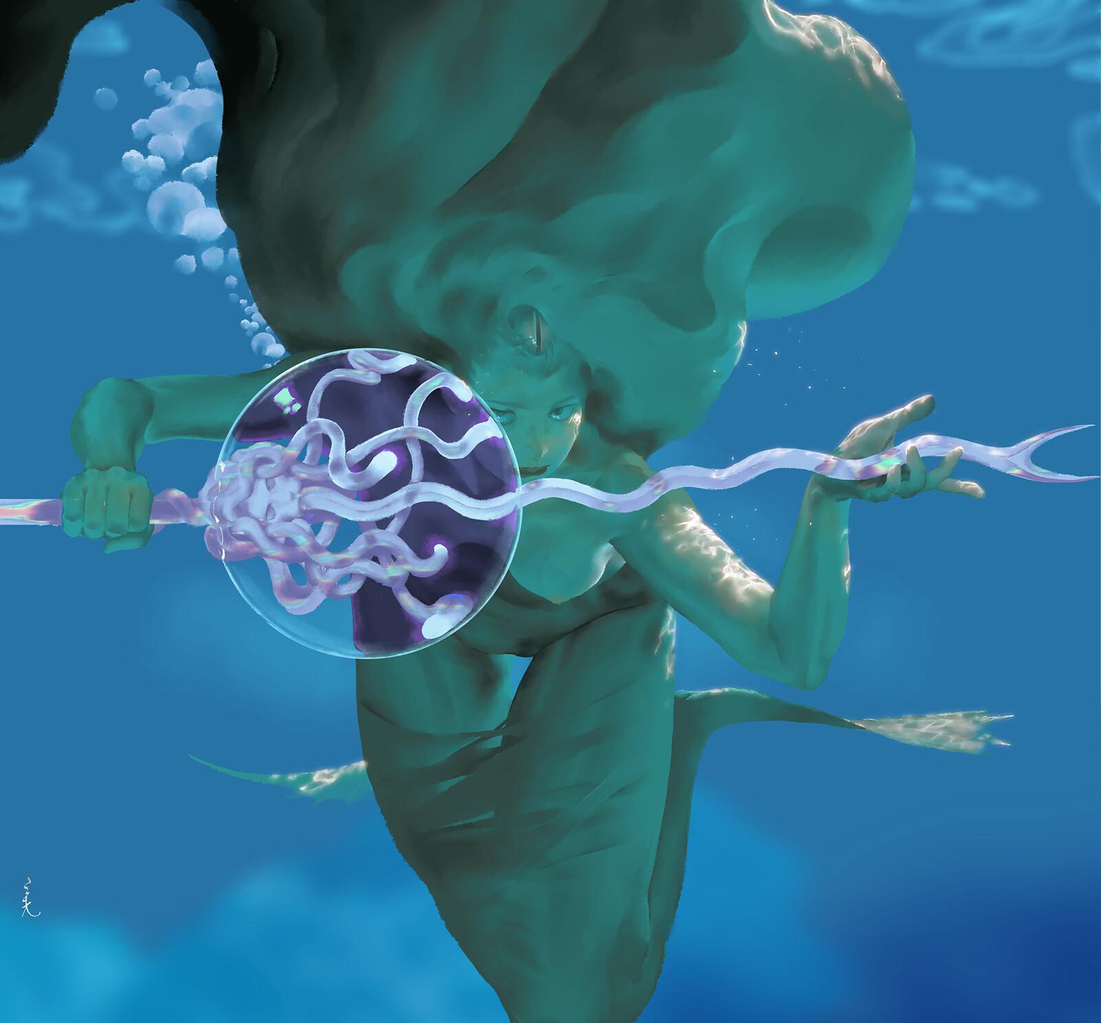 Medusa blade