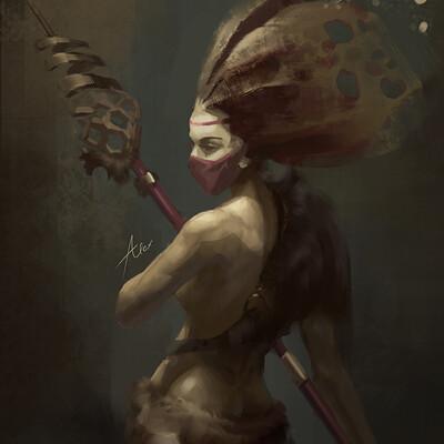 Aleksandra klepacka queen bee 2