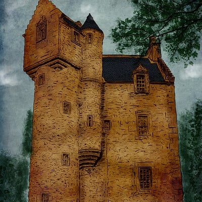Ronan salieri maison du baron d adrine