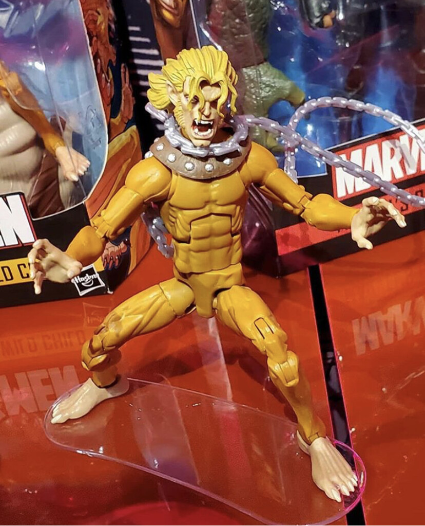 Wild Child figure (as seen at Toy Fair 2019)