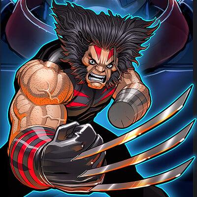 David nakayama weaponx