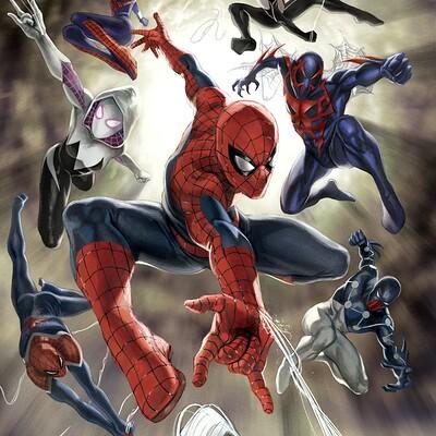 Caio cacau spider verse v2 large