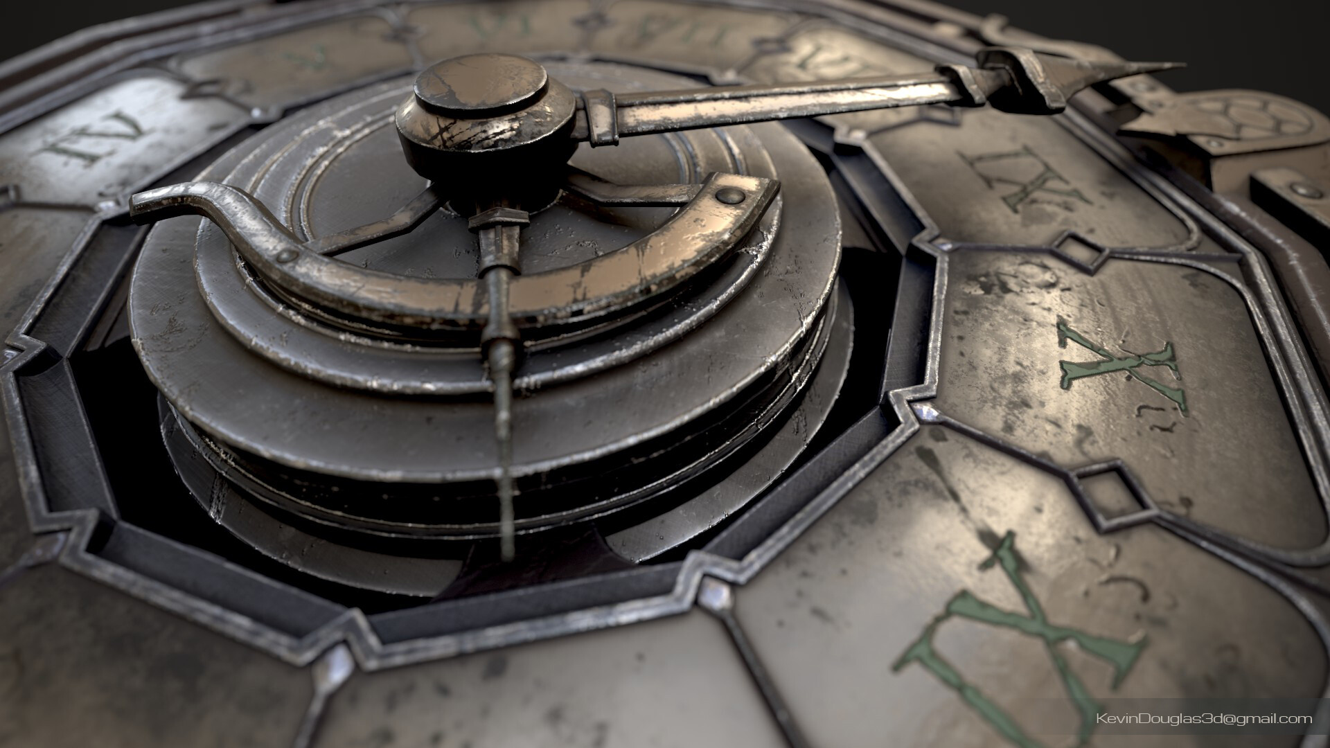 Chronometer CU