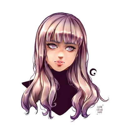 Cari carole chaland violetgirl