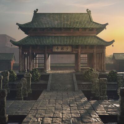 Logan lee 01 shaolin temple logan lee