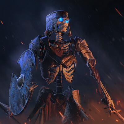 Pace wilder skeletonwarriors shot4 pw